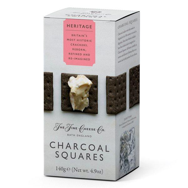 Crackers de Carbón