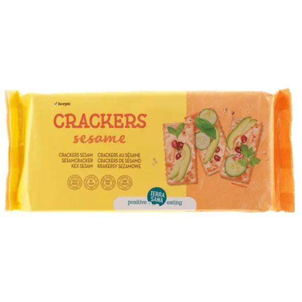 Crackers de Sésamo Bio 300g