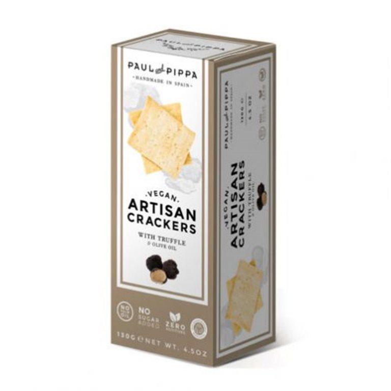 Crackers Veganas de Trufa, Single Edition