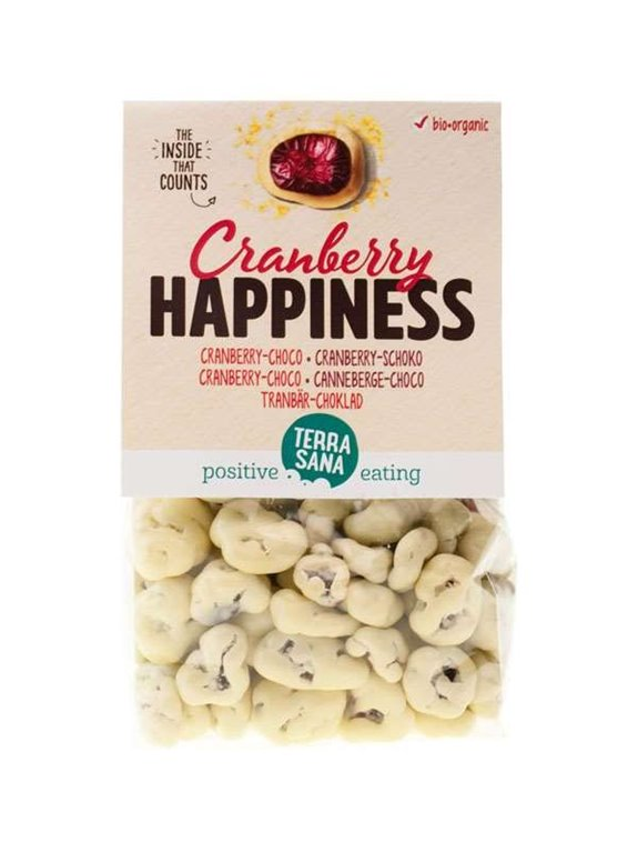 CRANBERRY HAPINESS, 150 gr