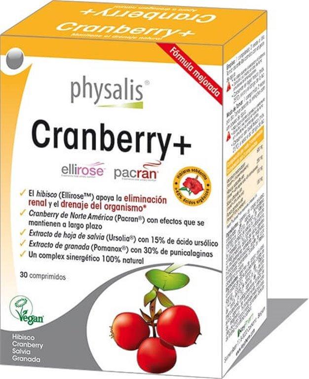 Cranberry+, 30 gr