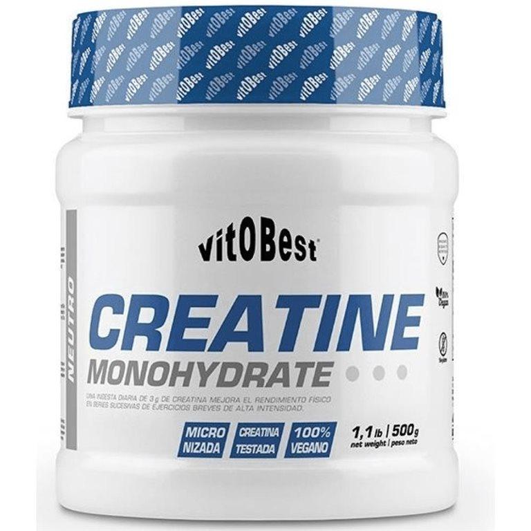 Creatine Monohydrate 500 Gr