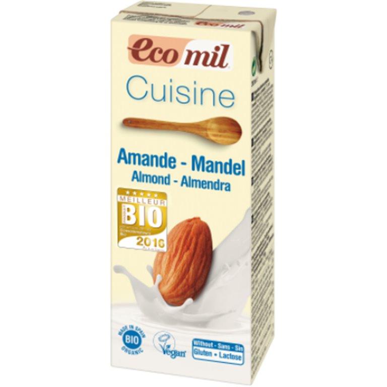 Crema de Almendra Bio 200ml, 1 ud