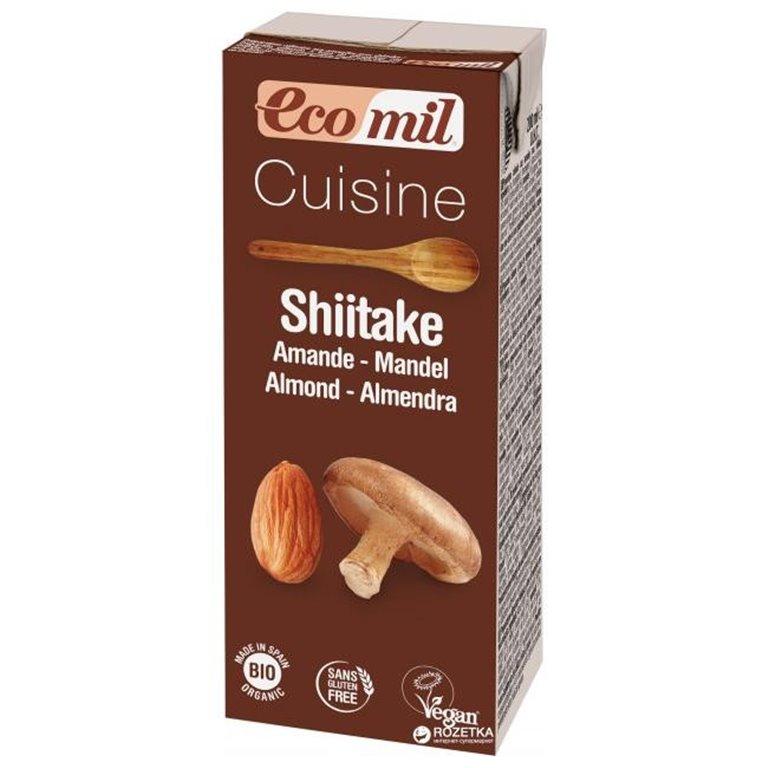 Crema de Almendra Shitake, 1 ud