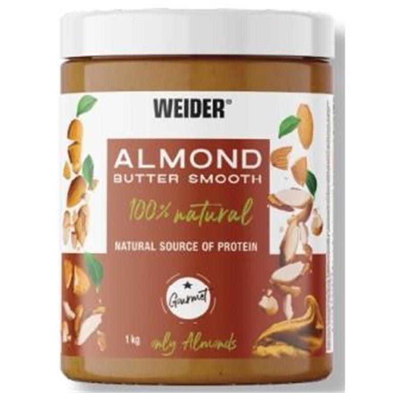 100% Pure Almond Cream 1kg