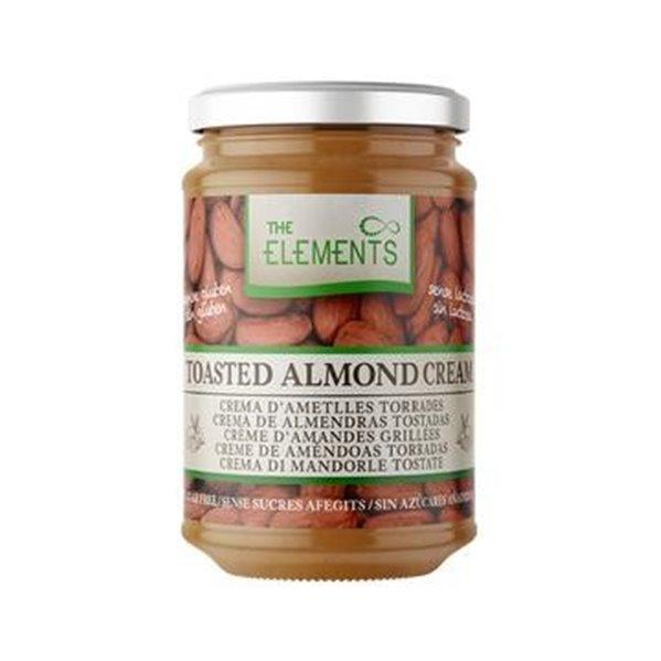 Crema de Almendras Tostadas 100% Pura 450g