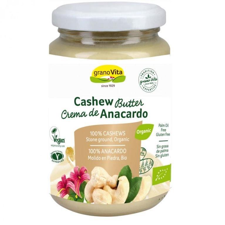 Crema de Anacardo 100% Pura Bio 350g