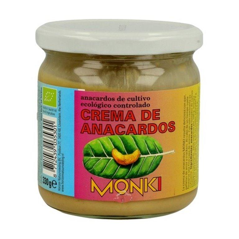 Crema de Anacardos Tostados 100% Pura Bio 330g