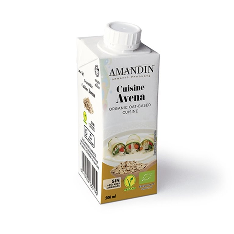 Oatmeal Cooking Cream Bio 200ml
