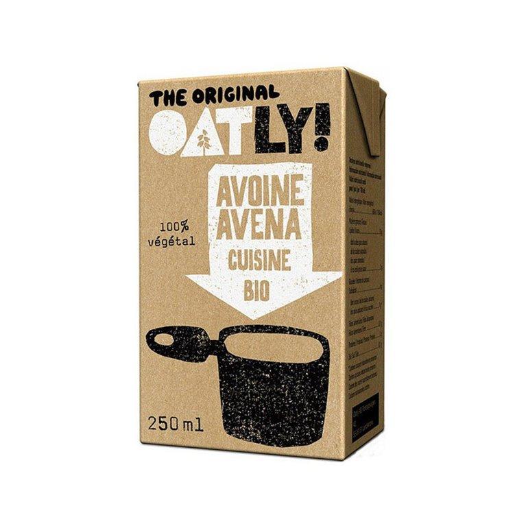Crema de Avena para Cocinar Bio Oatly