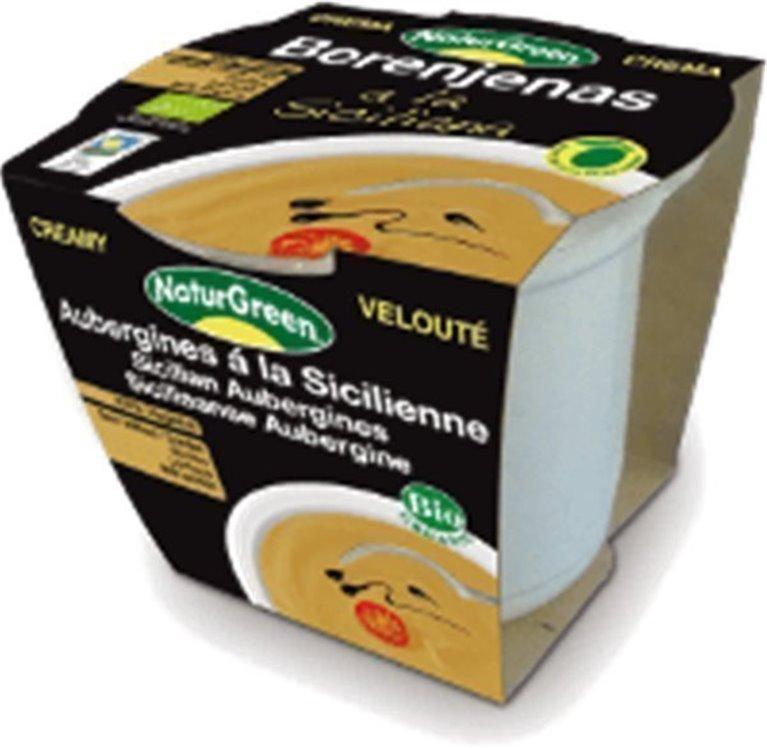 Crema De berenjenas, 310 gr