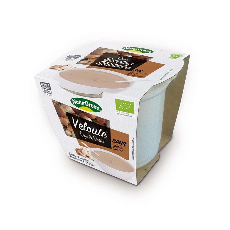 Crema de boletus & shiitake, 310 gr