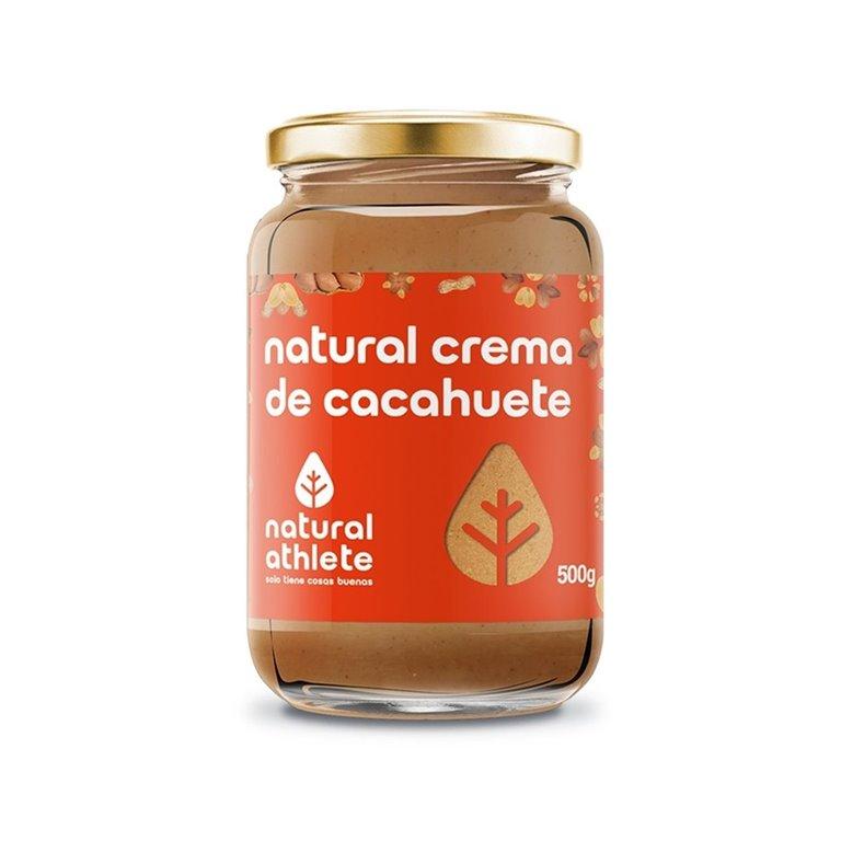 Crema de Cacahuete 100% Pura Bio 500g