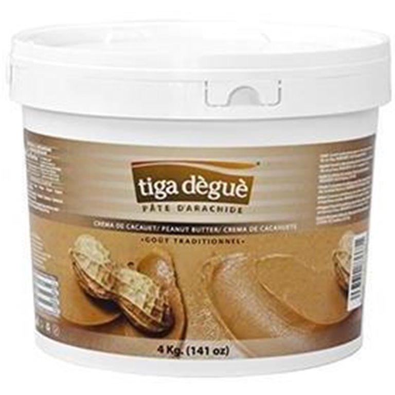 Crema de Cacahuete 100% Pura 4kg