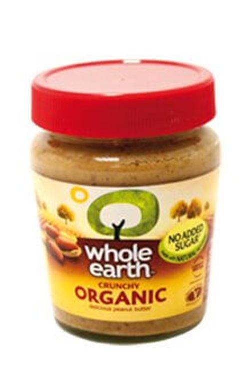 Crema de cacahuetes Crunchy, 230 gr
