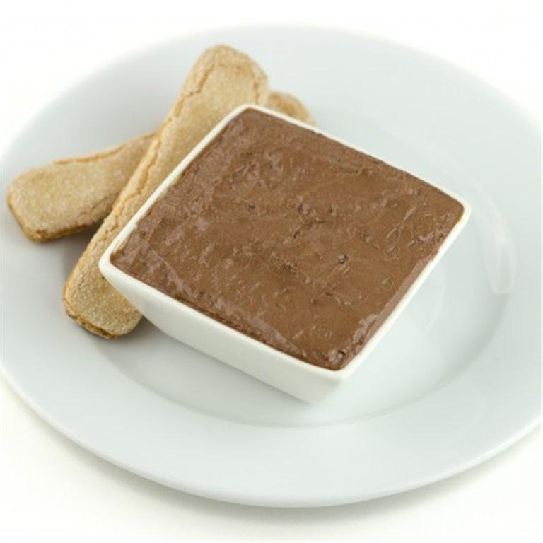 Crema de cacao puro sin azúcar