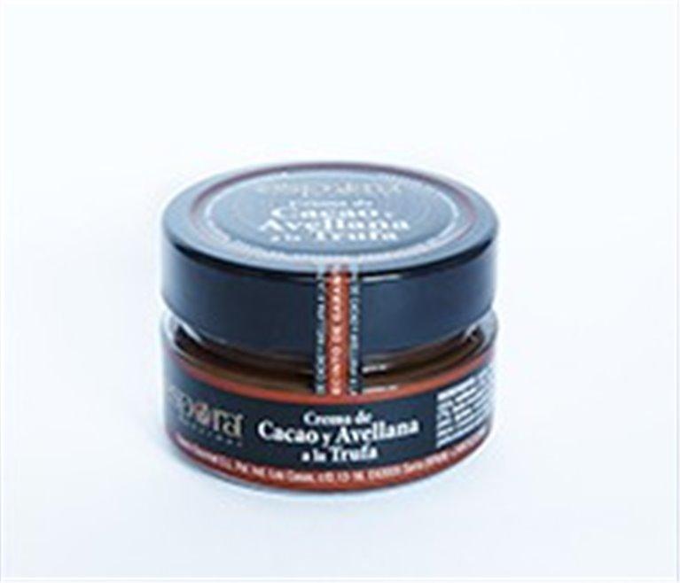 Crema de chocolate a la trufa 150g, 1 ud