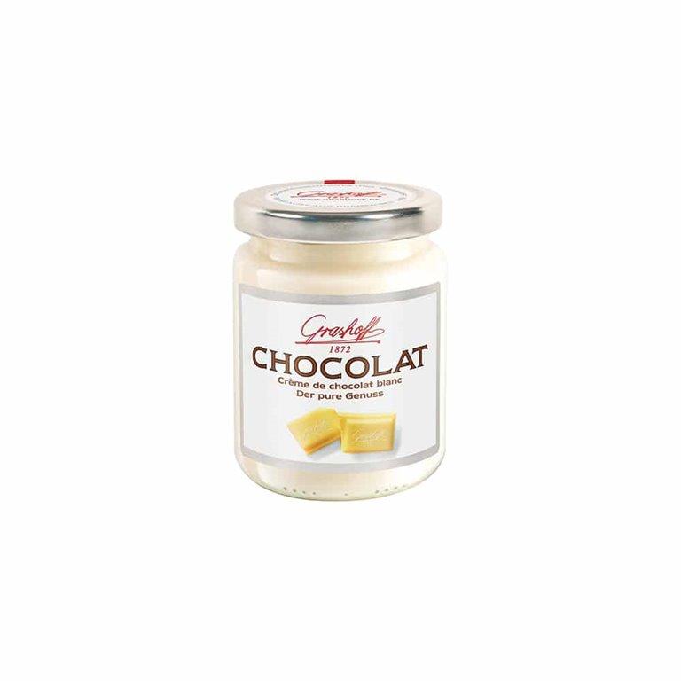 Crema de Chocolate Blanco 250g Grashoff 1872