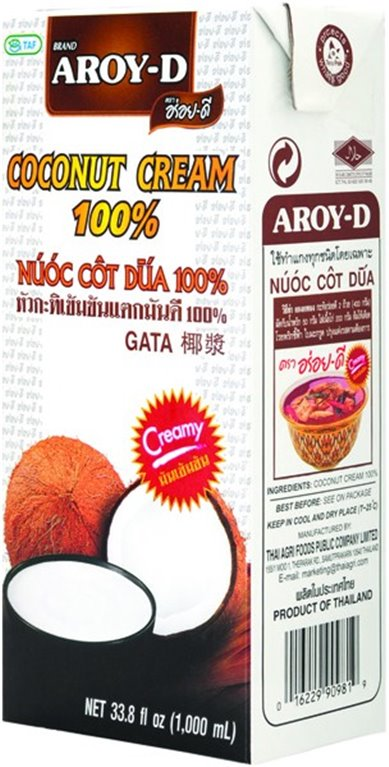 Crema de Coco 1L