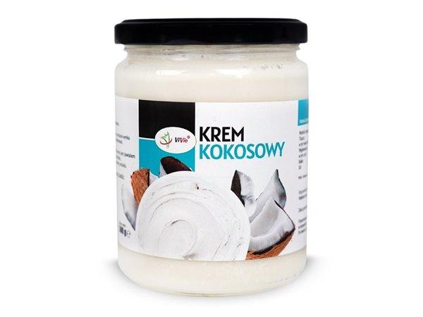 Crema de coco para untar 500g