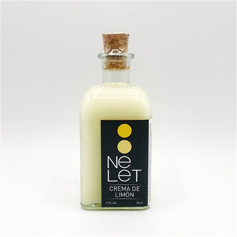 Lemon liqueur cream 25cl