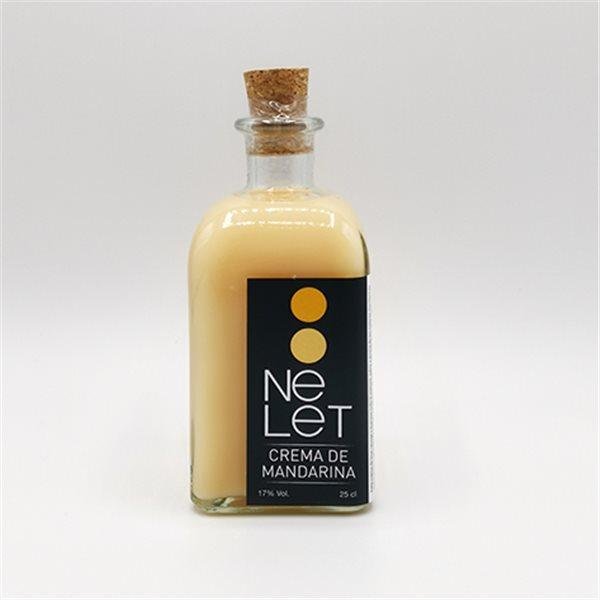 Crema de licor de mandarina 25cl