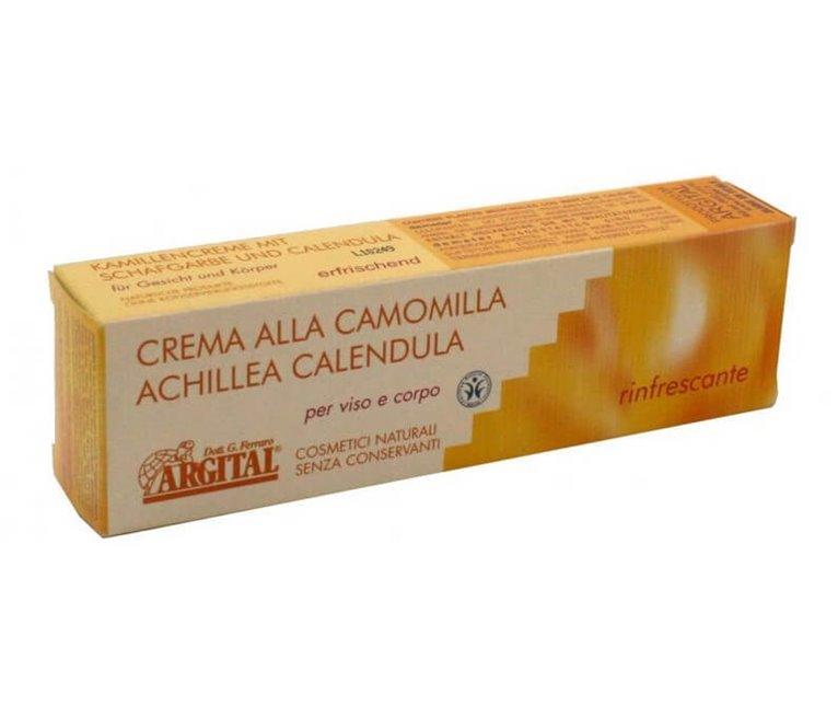 Crema de manzanilla y caléndula, 1 ud