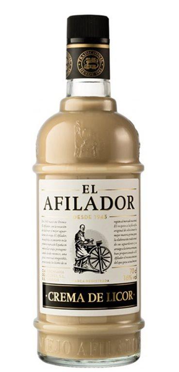 Crema de Orujo El Afilador