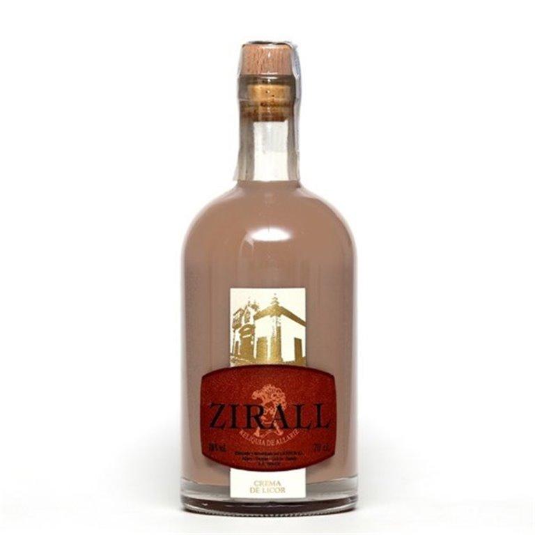 Crema de Orujo  Zirall, 1 ud