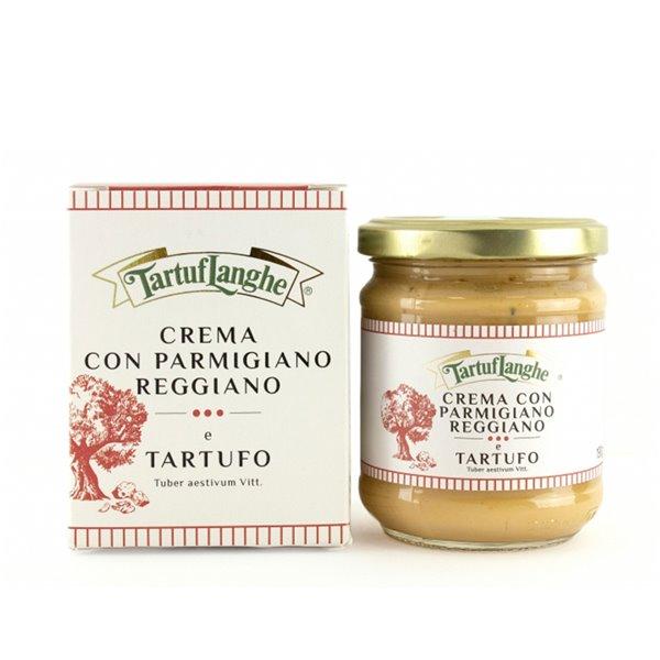 Crema de Parmigiano Reggiano DOP con Trufa