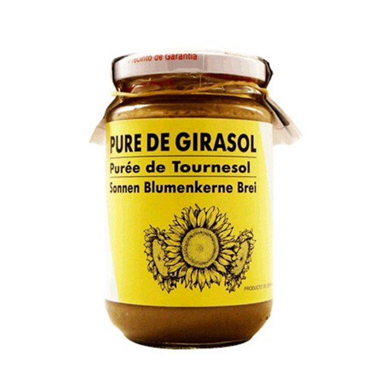 Crema de Pipas de Girasol 100% Pura 320g