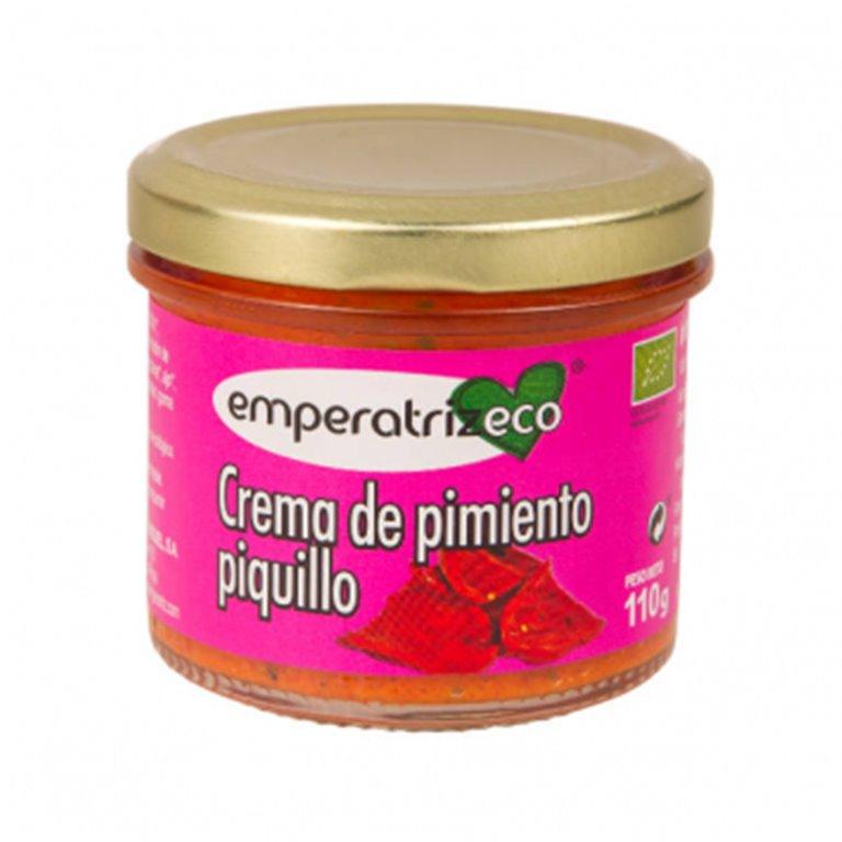 Crema de piquillos asados, 110 gr