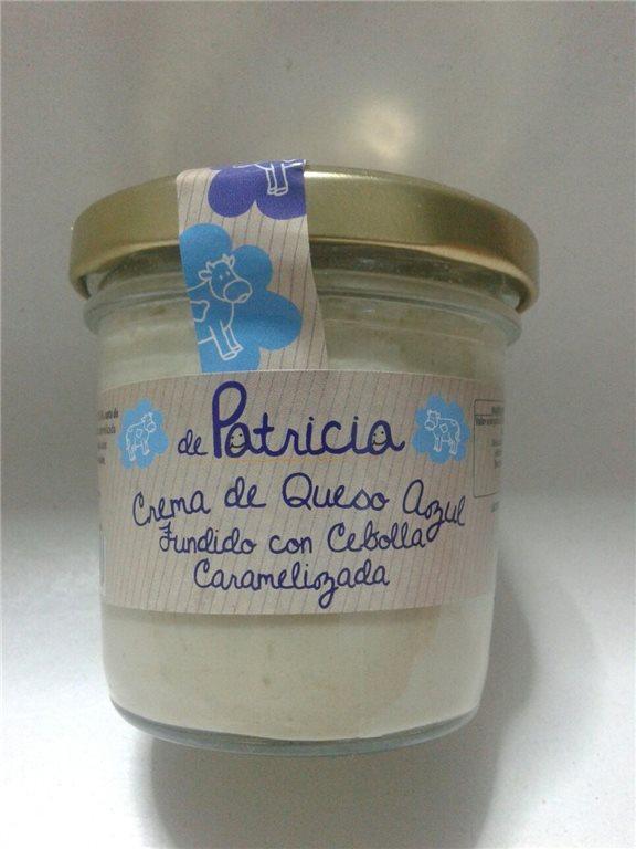 Crema de queso azul con cebolla caramelizada, 1 ud