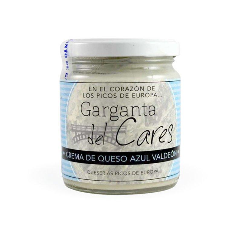 Crema de queso azul de Valdeón Garganta del Cares