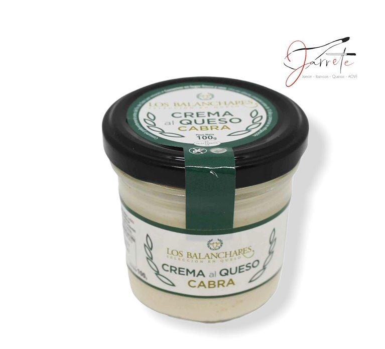Crema de Queso de Cabra  - Tarro, 100 gr