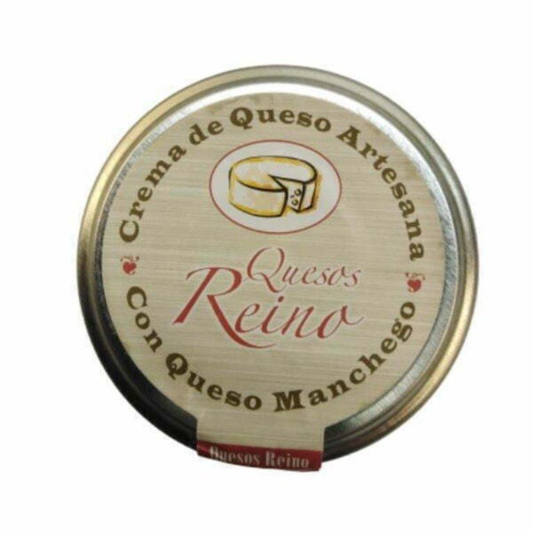 Crema de queso manchego al natural 140 gr