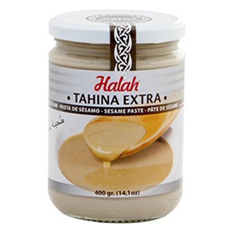 Tahina Extra (Crema de Sésamo Tostado) 400g, 1 ud