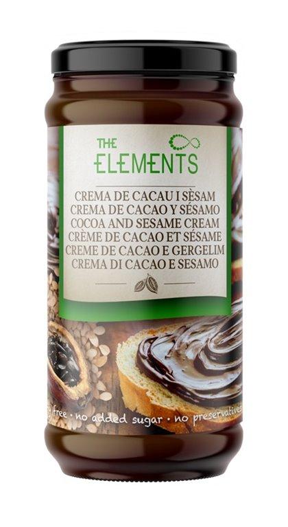 Crema de Sésamo y Cacao (Sin Azúcar) 230g
