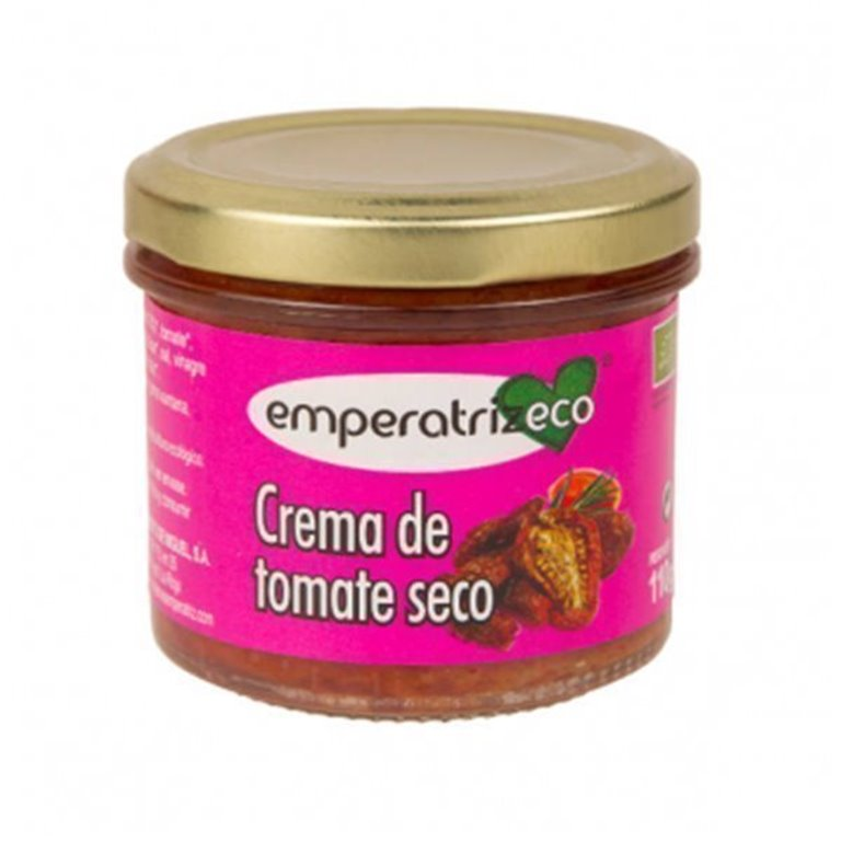 Crema de tomates secos, 110 gr
