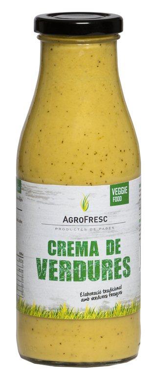 Crema de verduras, 485 gr