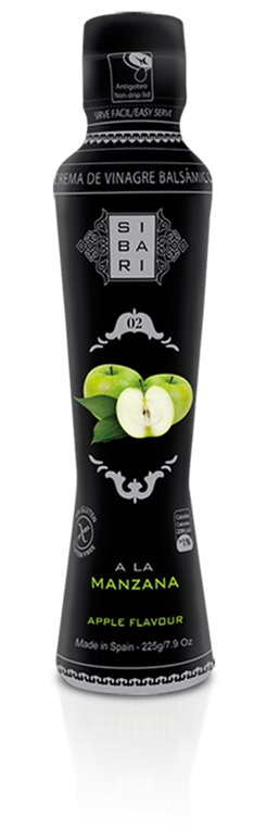 Balsamic apple vinegar cream Sibari