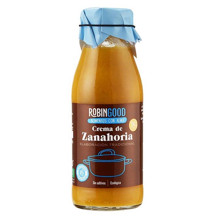 Crema de Zanahoria ECO