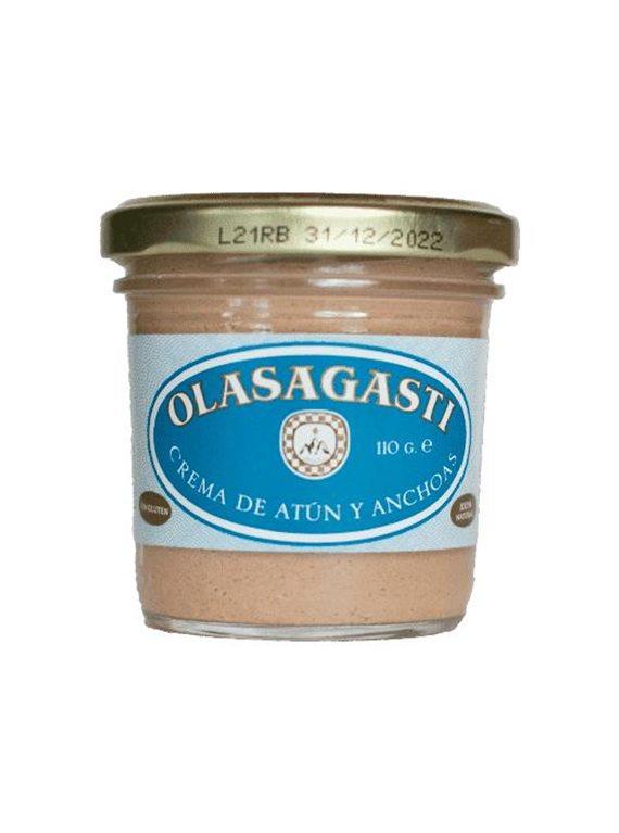 Crema del cantábrico Olasagasti