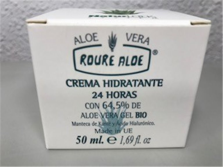 Crema hidratante 24 horas