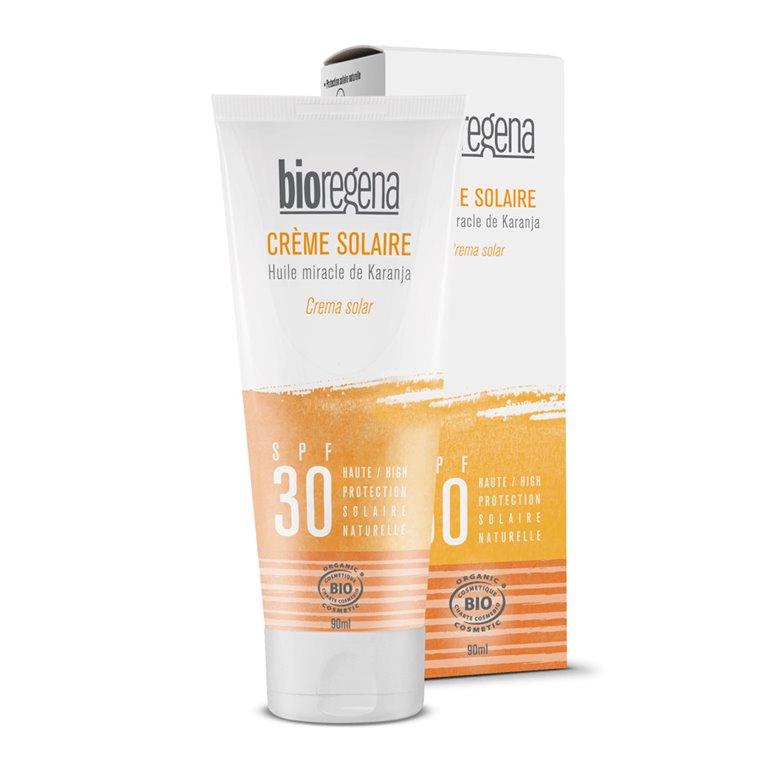Crema solar 30