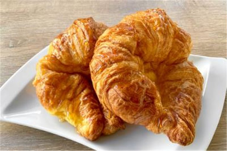 Croissant natural de mantequilla (pack de 2 unidades)
