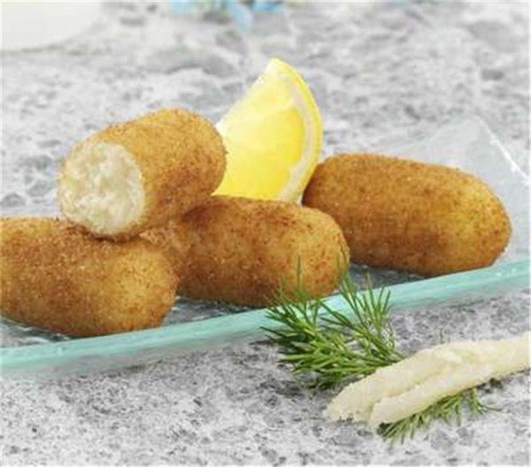 Croquetas de bacalao Gourmet