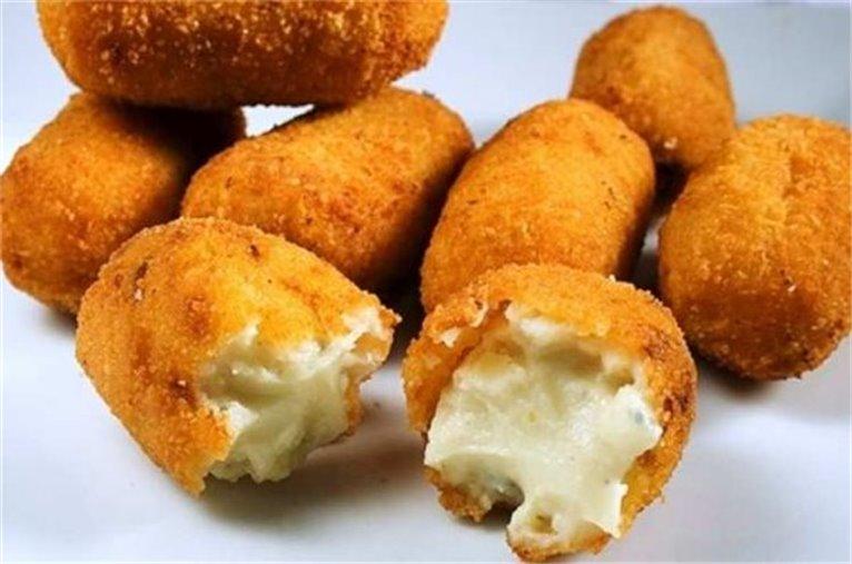 Croquetas de queso (pack de 12 unidades)