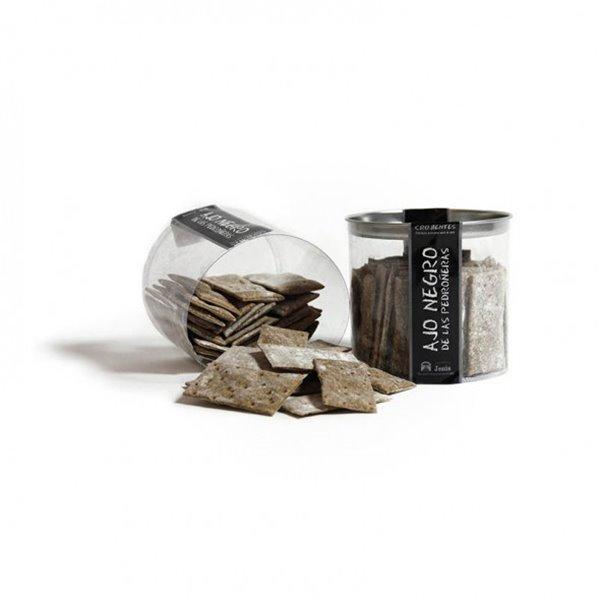 Crujientes de Ajo Negro de las Pedroñeras 110 gr.