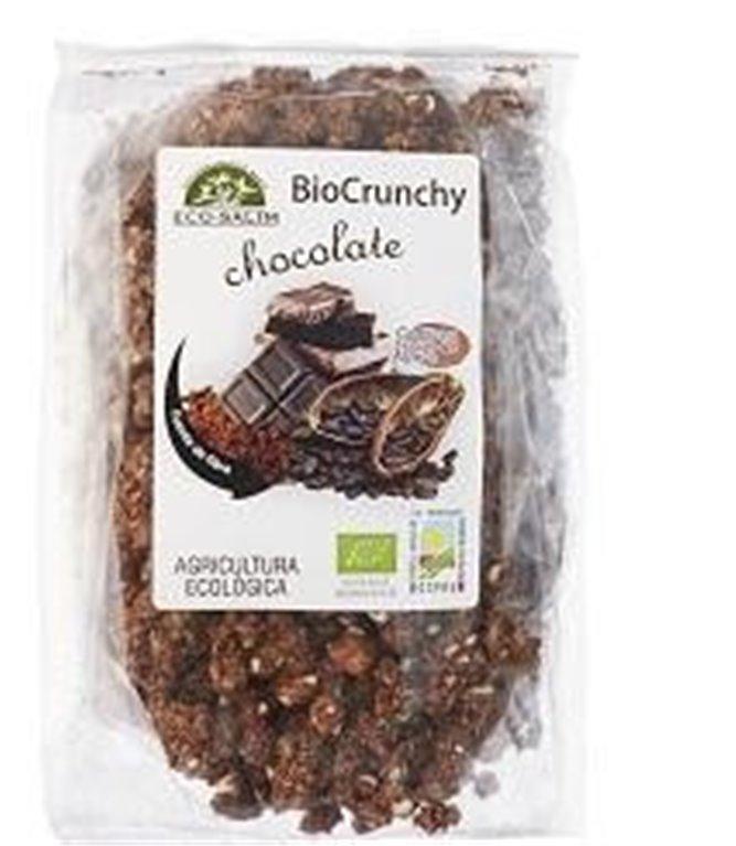Crunchy con Chocolate Bio 250g, 1 ud